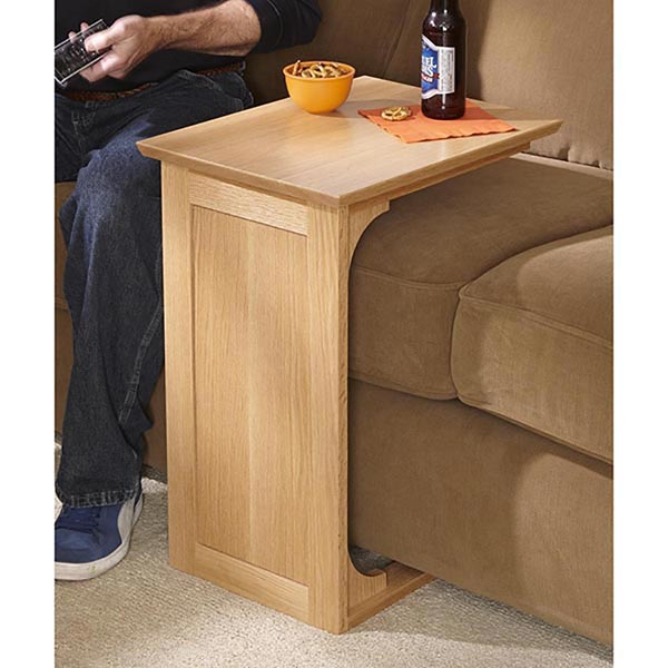 Sofa Server Woodworking Plan From Wood Magazine
