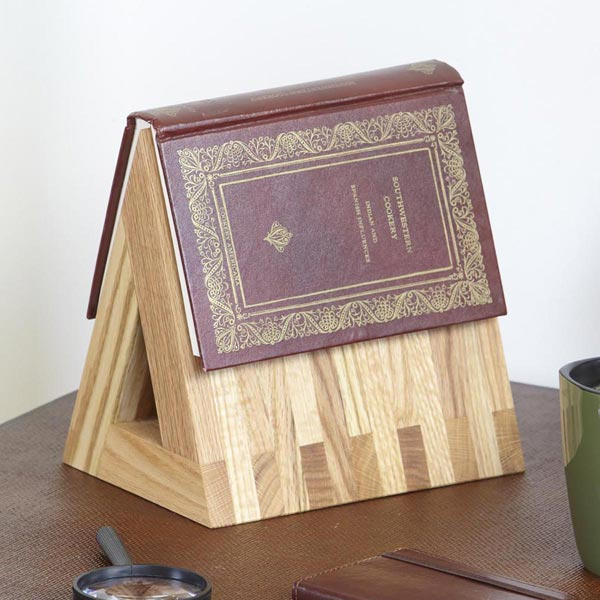 Book Stand/Tablet Holder Woodworking Plan, Gifts & Decorations Office Accessories