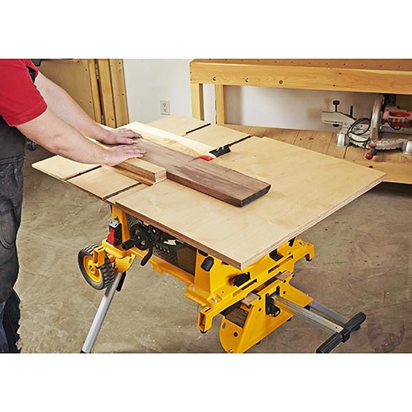 Job-site Tablesaw Crosscut Sled