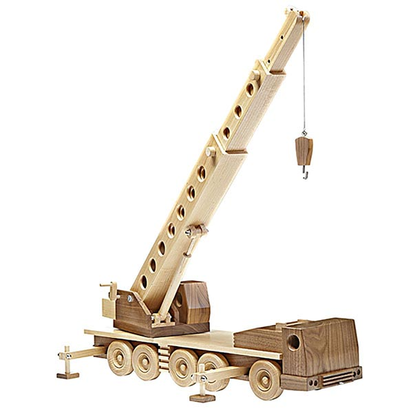 Construction-grade Truck Crane