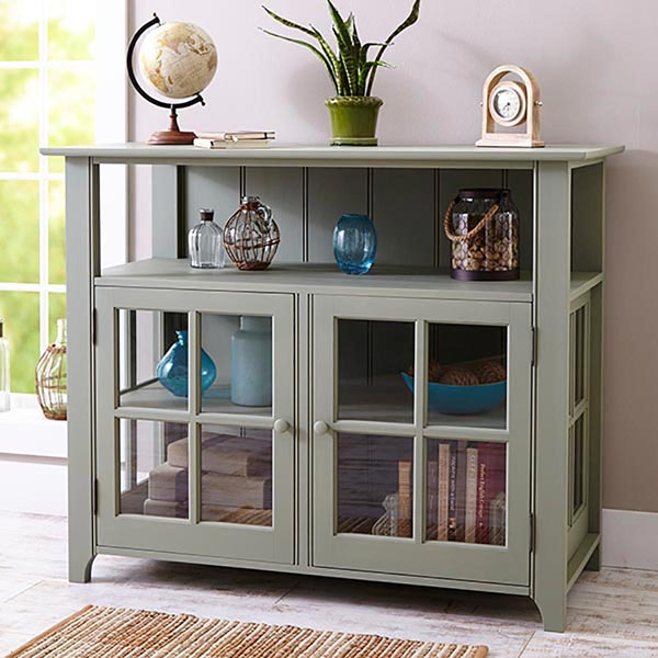 Win-win Window Cabinet