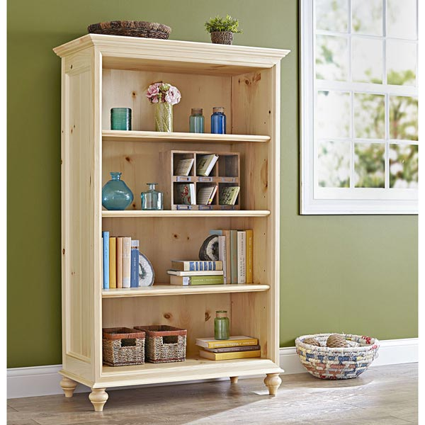 Simple and Stylish Bookcase