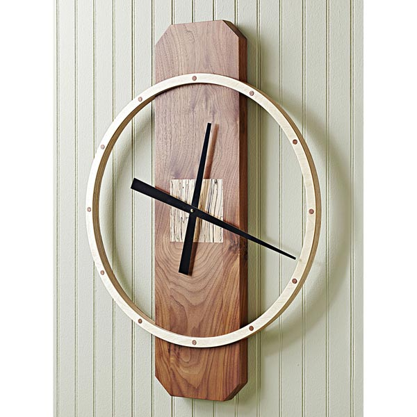 Big-Time Wall Clock