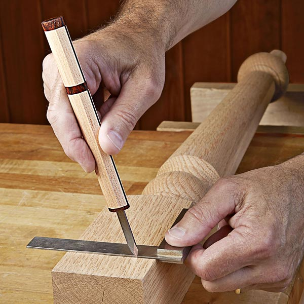 Make your own Marking Knife Woodworking Plan, Workshop & Jigs Hand Tools Workshop & Jigs $3 Shop Plans