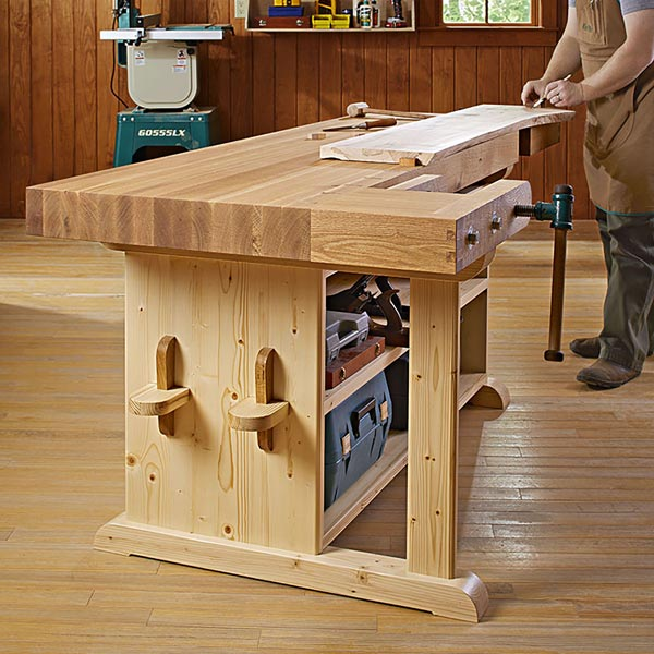 Make-a-statement Workbench