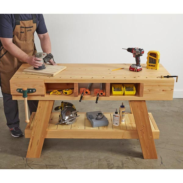 Compact Workbench