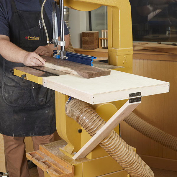 Bandsaw Outfeed Table