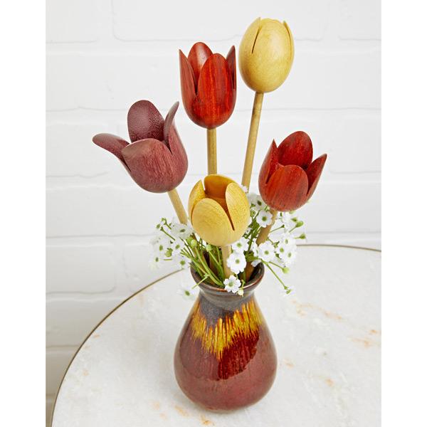 Turned Tulips