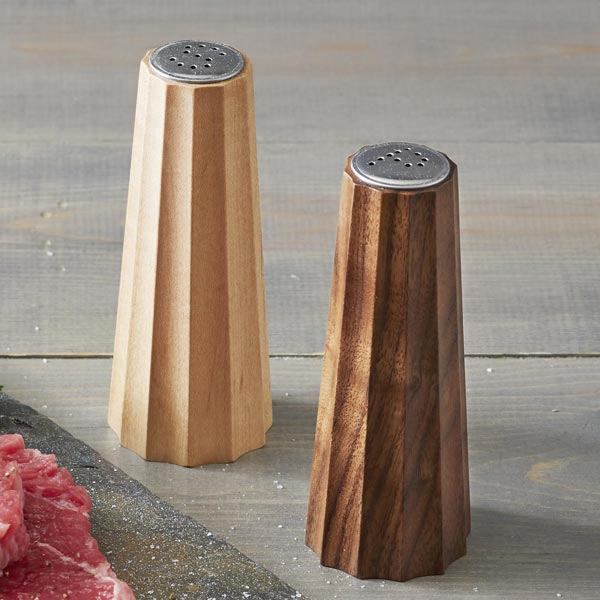 Simple Salt & Pepper Shakers