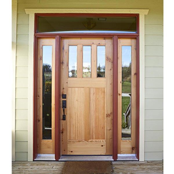 Grand Entrance Front Door
