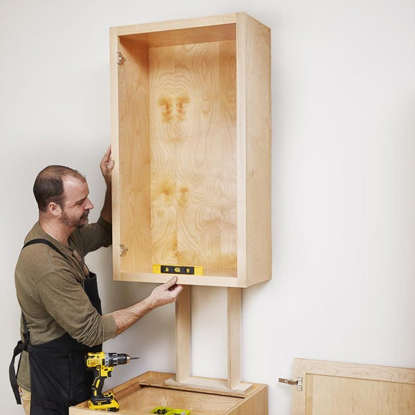 Upper Cabinets Made Simple