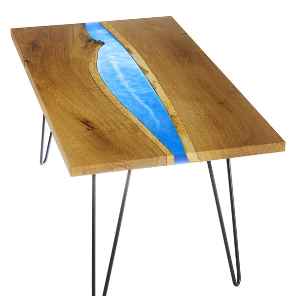 Flowing Table