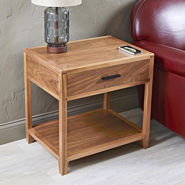 Super Charged End Table