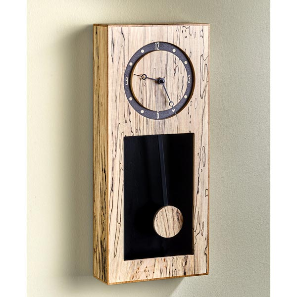 Wall Clock Woodworking Plan