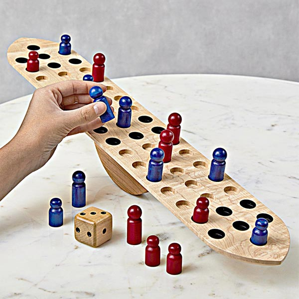 Yacht Rock Balance Game Woodworking Plan