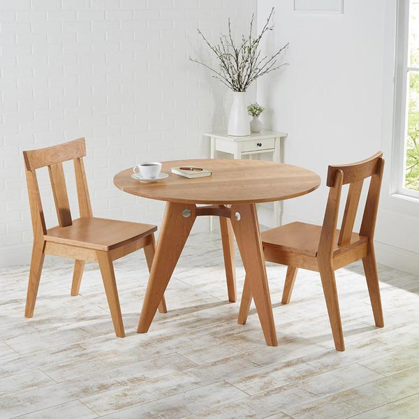 Table for Two Woodworking Plan