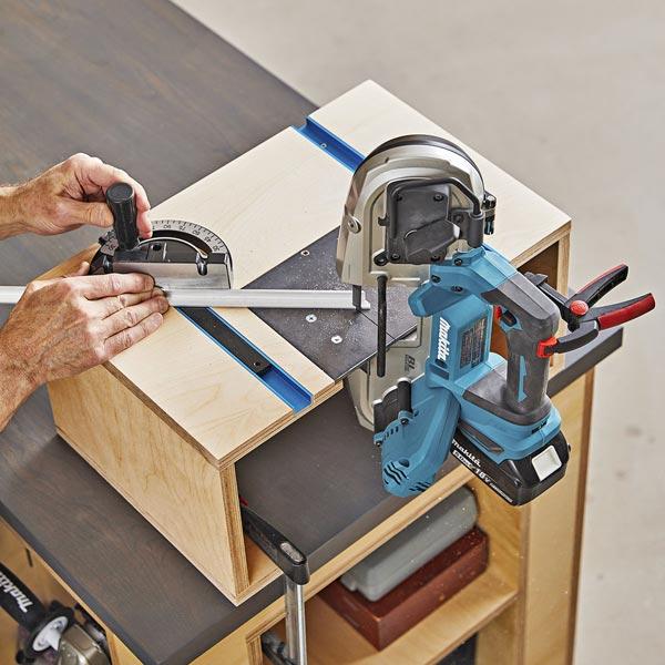Mini Metal Saw Woodworking Plan