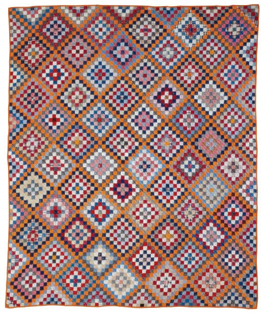 Many Trips Around The World Quilting Pattern From The Editors Of