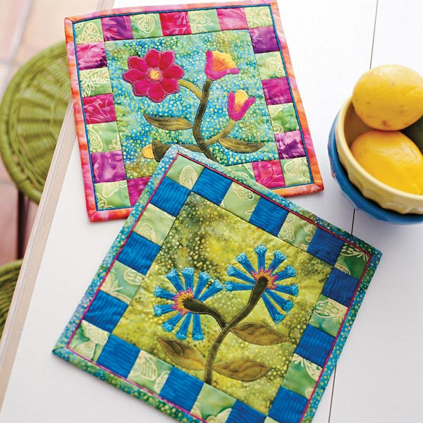 Quilters' Trading Blocks