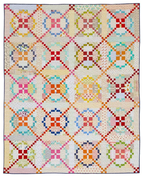 Tone It Down Pattern Throws   American Patchwork & Quilting