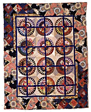 Crown Of Thorns Quilting Pattern From The Editors Of American
