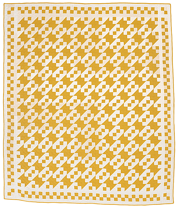 Antique Cheddar Pattern Throws American Patchwork & Quilting