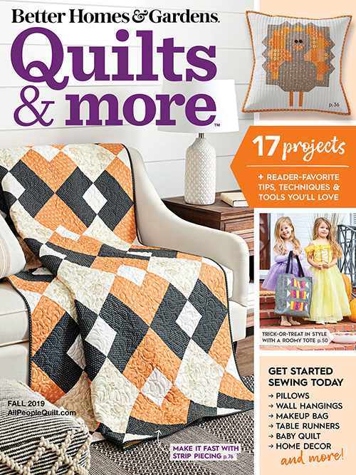 Quilts and More Fall 2019