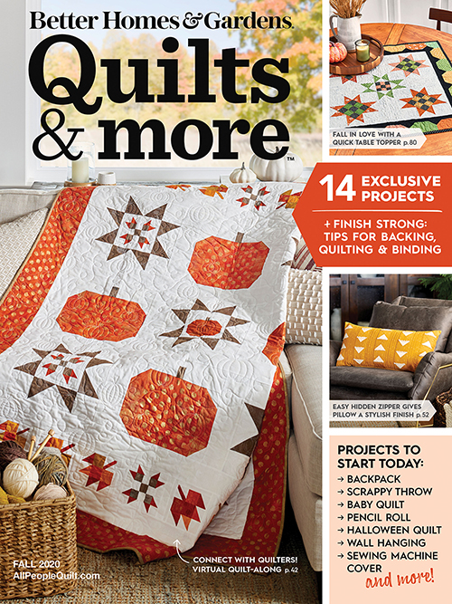 Quilts & More Fall 2020