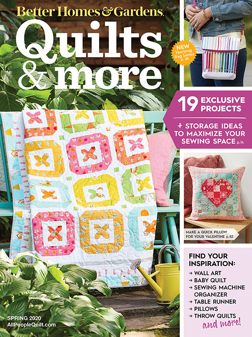 Quilts & More Spring 2020