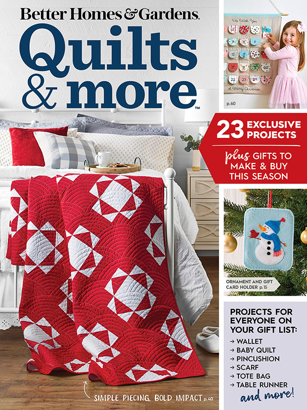 Quilts & More Winter 2020