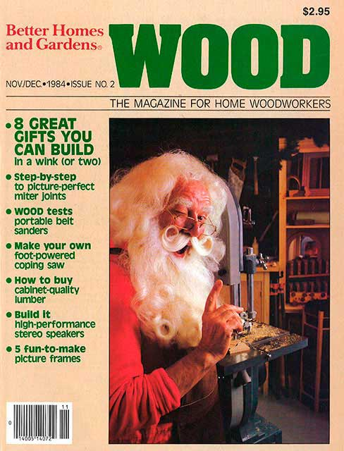 WOOD Issue 2, November/December 1984