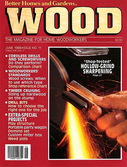 WOOD Issue 11, June 1986