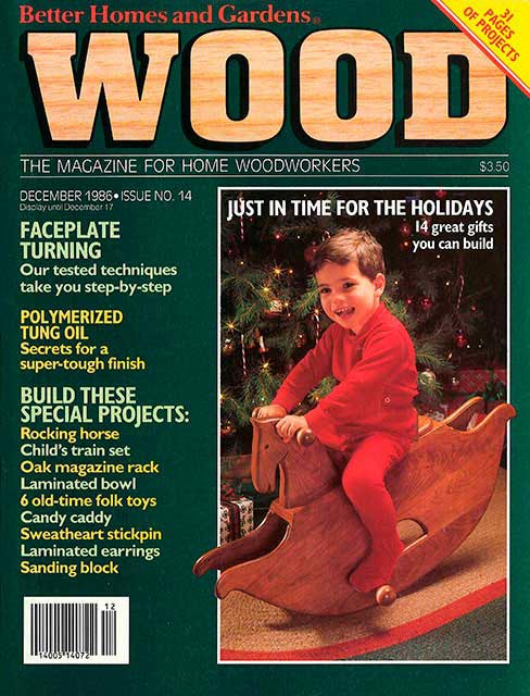 WOOD Issue 14, December 1986