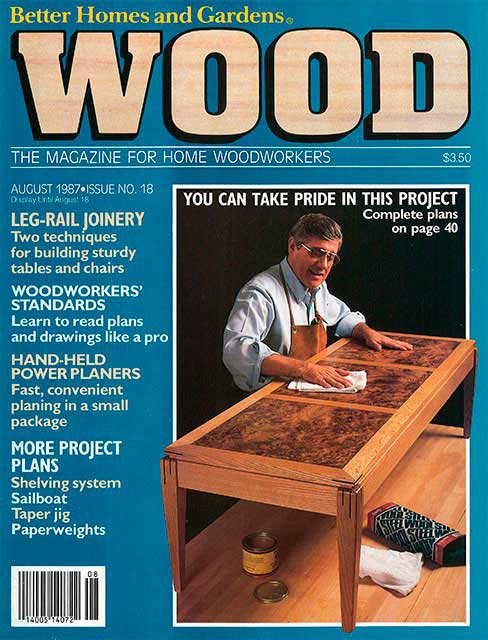 WOOD Issue 18, August 1987