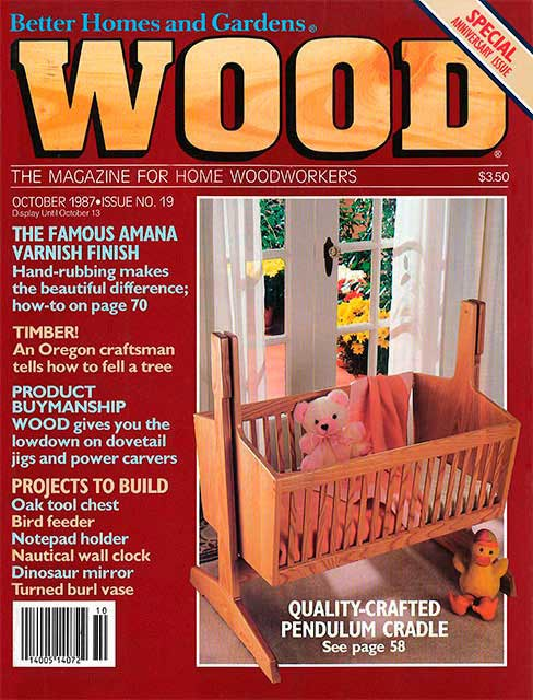 WOOD Issue 19, October 1987