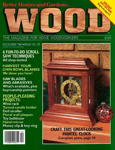 WOOD Issue 20, December 1987