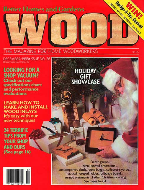WOOD Issue 26, December 1988