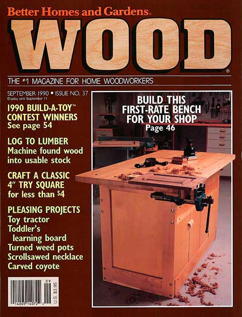 WOOD Issue 37, September 1990