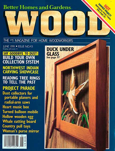 WOOD Issue 43, June 1991