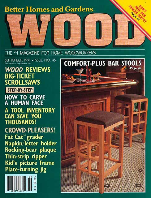 WOOD Issue 45, September 1991