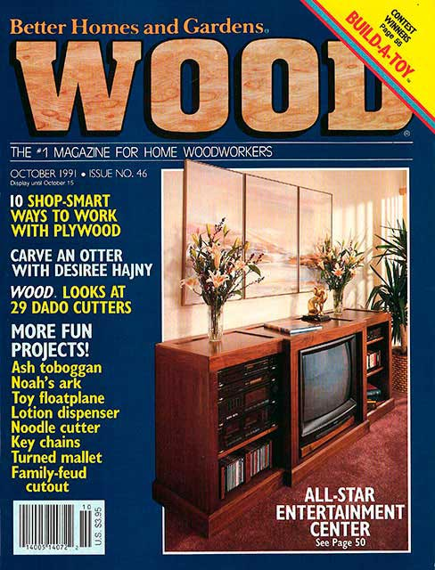 WOOD Issue 46, October 1991