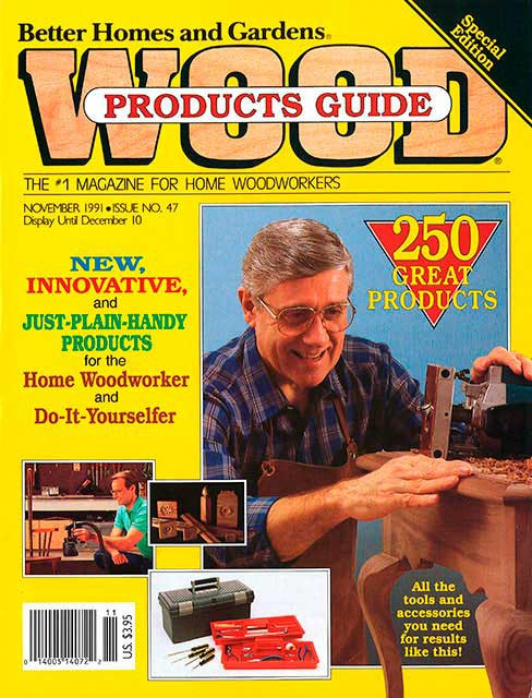 WOOD Issue 47, November 1991