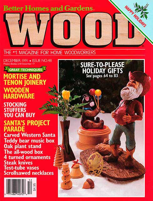 WOOD Issue 48, December 1991