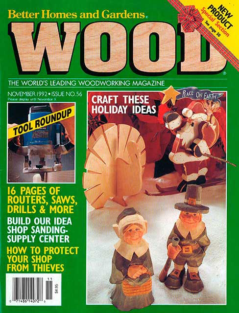 WOOD Issue 56, November 1992