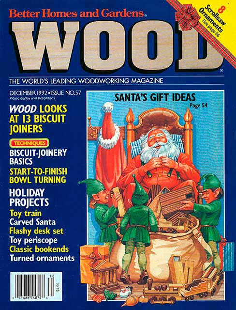 WOOD Issue 57, December 1992
