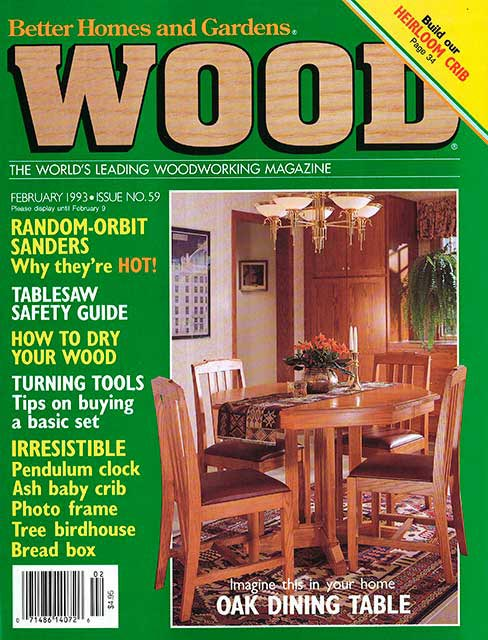 WOOD Issue 59, February 1993
