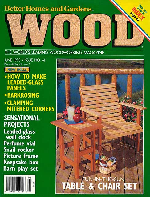 WOOD Issue 61, June 1993
