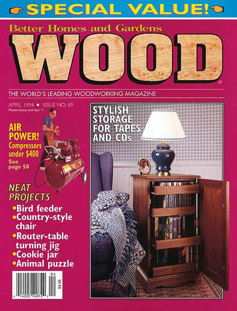 WOOD Issue 69, April 1994