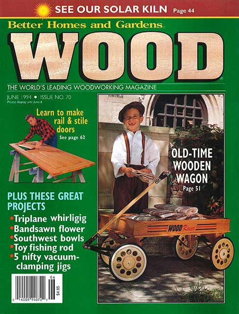 WOOD Issue 70, June 1994