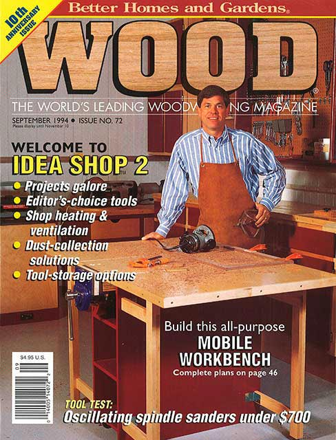 WOOD Issue 72, September 1994